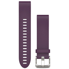 Garmin fenix 5S Silikonarmband QuickFit 20mm purple